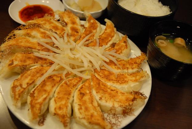 餃子の王将がギョーザと麺を国産の食材と小麦粉へ切り替え
