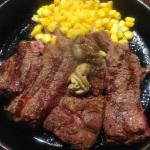1050円(税別)で300gの肉が食えるならいいんじゃない いきなりステーキのランチ【ワイルドステーキ】