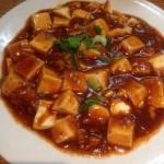 ランチパスポート銀座・築地を試してみた 刀削麺園 麻辣豆腐定食