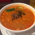 銀座の中華料理屋「俺の揚子江」で坦々麺を食べてきた