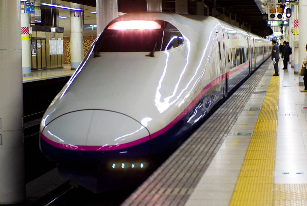 北海道新幹線か。乗ってみたい気もするけど