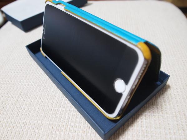 iPhone6で本革ケースを選ぶなら、手帳型の進化形、おさいふ携帯・電子マネーの代わりにもなるオーダーメイドのJOGGOを試してみよう