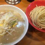 ラーメン二郎野猿街道のなみのりつけ麺を食べてきたよ